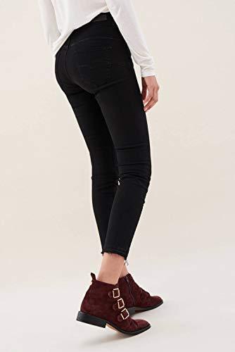 Pantaloni Colori Capri Glamour Di Secret Salsa Nero 8dwUv