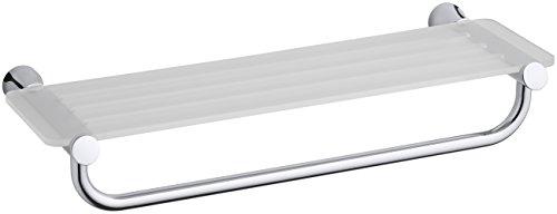 Kohler K-5677-CP Toobi Hotelier Shelf, Polished Chrome by Kohler