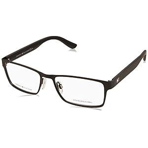 Eyeglasses Tommy Hilfiger T_hilfiger 1420 0MPZ Matte Black Shiny