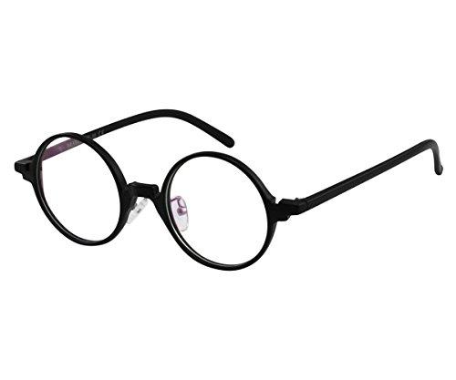 EyeBuyExpress Bifocal Reading RX Men Women Matte Black Harry Potter - Potter Harry Spectacles Frames