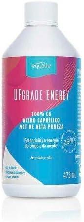 Upgrade Energy - MCT 100% C8 (acid Caprílico) = Brain Octane = Equaliv