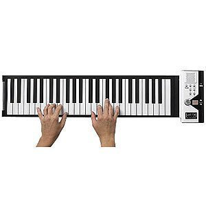ELECTRONIC ROLL UP PIANO by Rollup Piano
