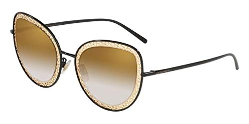 Dolce & Gabbana 0DG2226 Gafas de sol, Black, 54 para Mujer ...