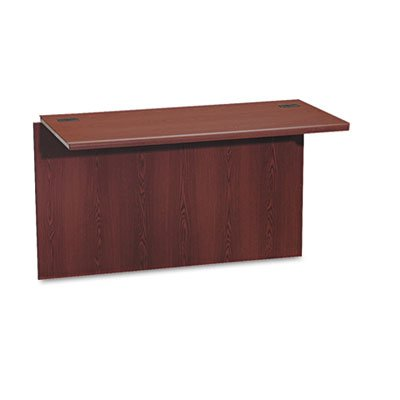 10700 Series Bridge, 47w x 24d x 29 1/2h, Mahogany, Sold as 1 Each by Generic