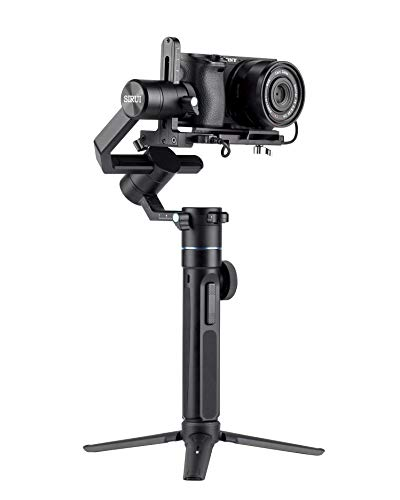 Siri Micro Single stabilizer Swift P1 SLR Card Camera stabilizer Anti-Shake Three axis Handheld Balance PTZ Motion Camera Universal vlog Shooting Video Artifact