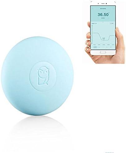 Xiaomi Miaomiaoce - Termómetro Digital para bebé, con Bluetooth, termómetro médico Inteligente, 24 Horas