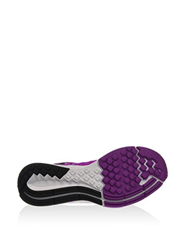 8 Zapatillas Air Hyper Elite Running de para Nike Wmns White Black Mujer Violet Blanco Zoom cRFxZW