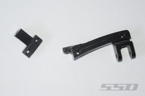 SSD RC D60 Chassis Mounted Servo kit for SCX10