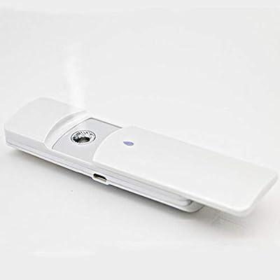 Medidor de agua hidratante para la cara, portátil, Nano spray ...