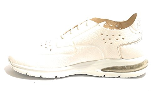 Uomo US18BA06 Air Bianco Leather White Barleycorn GRECALE Scarpe Sneaker col vqvxz5