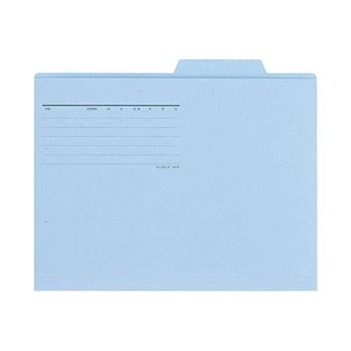 (まとめ) プラス 個別フォルダー FL-082IF A4E Rブルー 50枚【×5セット】 生活用品 インテリア 雑貨 文具 オフィス用品 ファイルボックス 14067381 [並行輸入品] B07PGW3ZQB