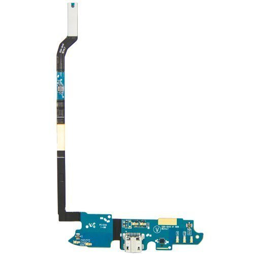 Samsung Galaxy S 4 SCH-i545 Charging Port & Microphone Flex Cable OEM S4 with 4pc Tool set CellFixParts ()