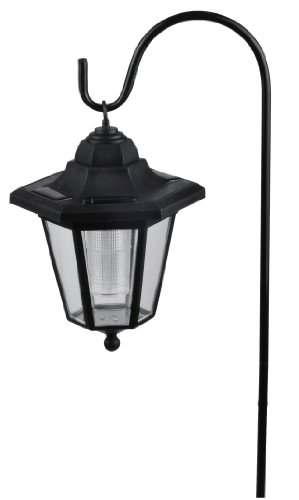 Outdoor Solar Carriage Lights