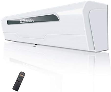 Lxn 白い極度の強力なコマーシャル/家の屋内2はリモート・コントロールおよびボタンスイッチが付いている単一の冷たい空気カーテン、強力で静かな、小さいボディ、ライト級選手を二倍にします
