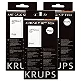 krups descaler - KRUPS F054 Descaling Powder for Kettles Coffee and Espresso Makers Fully Auto Machines EA8442 And EA8250
