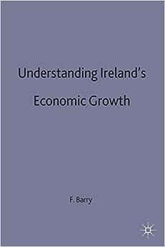 Book Understanding Irelands Economic Growth