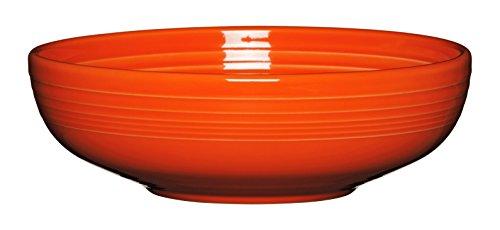 Fiesta 68-Ounce Bistro Bowl, Large, Poppy ()