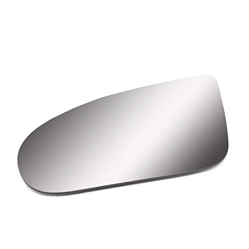 Driver/Left Side Door Rear View Mirror Glass Lens Replacement for 1993-2002 Pontiac -