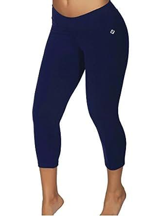 Capri Pant Stretch Fitness Yoga Capri Pant Fitness Activewear
