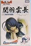 . ~ (1/7 Scale Cold Cast Painted) Ikki Tousen Kanu ~ DVD back jacket ver (japan import)