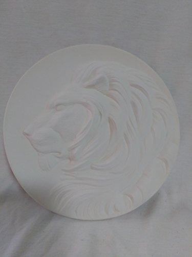 Lion Plate 8