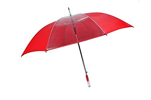 red-auto-open-7-1-clear-panel-folding-golf-umbrella-sleeve-60-arc