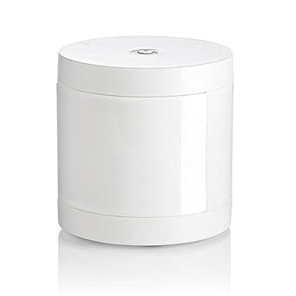 Myfox TA4014 Sensor infrarrojo pasivo (PIR) Inalámbrico Pared Blanco detector de movimiento - Sensor