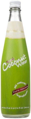 Taste Nirvana Real Coconut Water - Original - 23.6 oz - 6 pk by Taste Nirvana