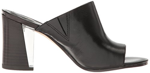 Nine West Womens Gemily Läder Klänning Pump Svart