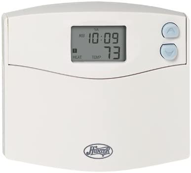 New Hunter Heat Cool 47110A Electronic Thermostat Digital Display Programmable