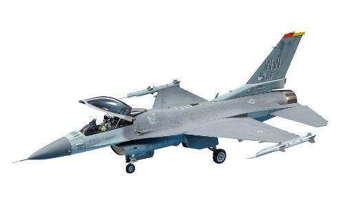 Tamiya America, Inc 60786, 1/72 Lockheed Martin, F-16 Fighting Falcon, TAM60786 ()