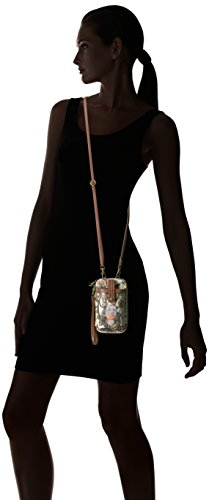 Cream Smartphone Convertible Artist Spirit Bag Desert Body Sakroots Cross Circle Wristlet EqTwW8S