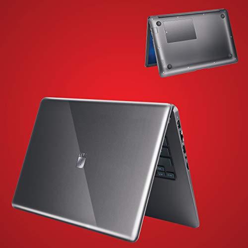 iBall Premio V 3 2018 14-inch Laptop (IntelPentiumProcessor N4200/4GB/32GB/Windows 10 Home/Integrated Graphics) Metallic Gun Mustard