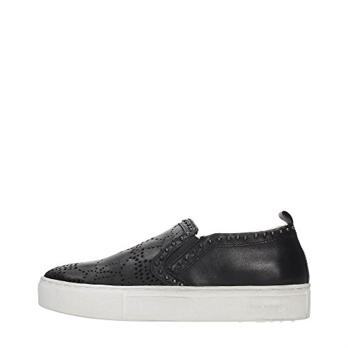 Crime 25381S17B Slip On Donna BLACK 39