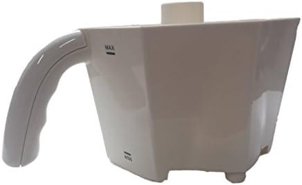 912750762 caja depósito agua Cafetera Bialetti Mokona CF40 blanco ...