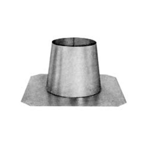 Tall Cone Flat Roof - 9