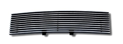 APS F66789A Polished Aluminum Billet Grille Bolt Over for select Ford F-150 Models - Aluminum Grille