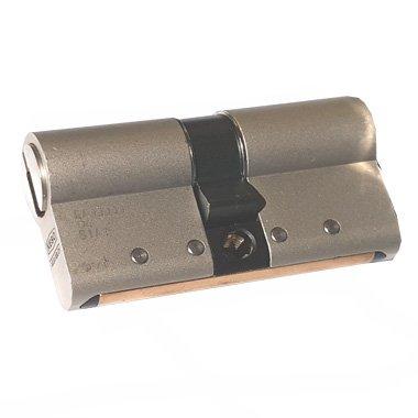 Doble cilindro de cerrado Keso 8000 Omega² 81.A15 básico, exterior de 30 –