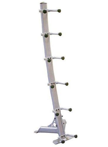 Body-Solid 6-Ball Medicine Ball Rack by Ironcompany.com
