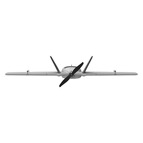 Hisoul ZOHD Dart Sweepforward Delta Wing Glider FPV EPP Racing Wing RC Airplane PNP (White) by Hisoul (Image #7)