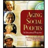 Aging Social Policies by Wacker, Robbyn R., Roberto, Karen A.. (SAGE Publications, Inc,2010) [Paperback]