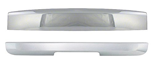 GMC Yukon Chrome Plated Rear Hatch Trim & Tailgate Handle Cover - Fits 2007, 2008, 2009, 2010 ()