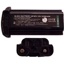 Canon Np E3 Nimh Battery - CANON NP-E3 NiMH 2200mAh-Battery
