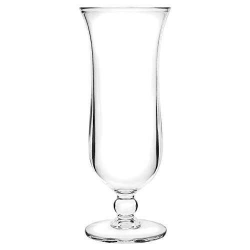 Chef's Supreme - 15 oz. Clear Polycarbonate Hurricane Glass
