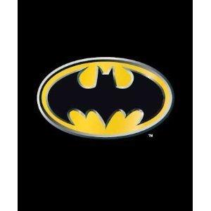 バットマンエンブレムロゴクイーンサイズMink Plush Blanket Throw B00SRSI90A