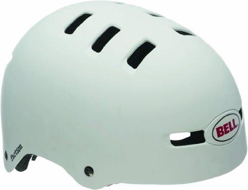 Bell Fahrradhelm Faction, Matte White, 51-56 cm, 210062004
