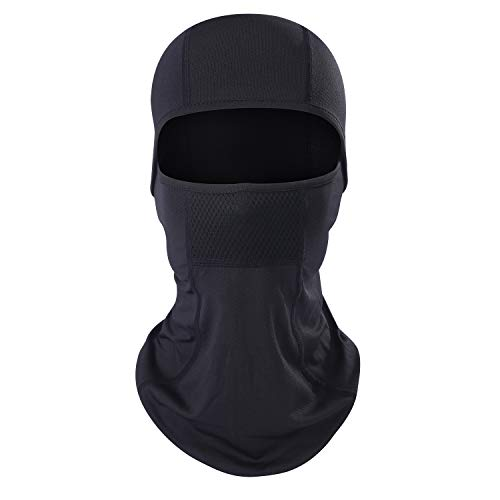 THINDUST Balaclava - Mens Neck Cover - Windproof UV Portection Motorcycle Full Face Mask for Men Women