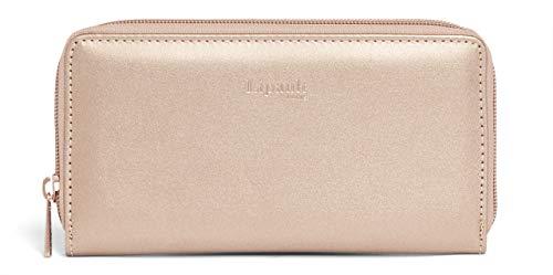 Lipault - Miss Plume Zip Around Wallet - Clutch Organizer Purse Handbag Accessories for Women