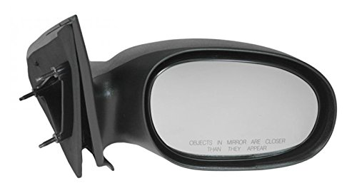 (Manual Fixed Mirror RH Right Passenger Side Door for 00-05 Dodge Plymouth Neon)