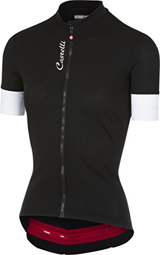 Castelli Anima 2 Full-Zip Jersey - Women s Black fd7f79c80